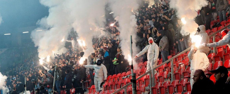 Piłka nożna: GKS Tychy – Ruch Chorzów (2018.03.31) [galeria]
