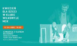 Czwartek z Teatrem dla Dzieci w Wilkowyjach: Scena dla Szopena