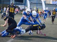 Futbol amerykański: Trudny początek sezonu tyskich Sokołów