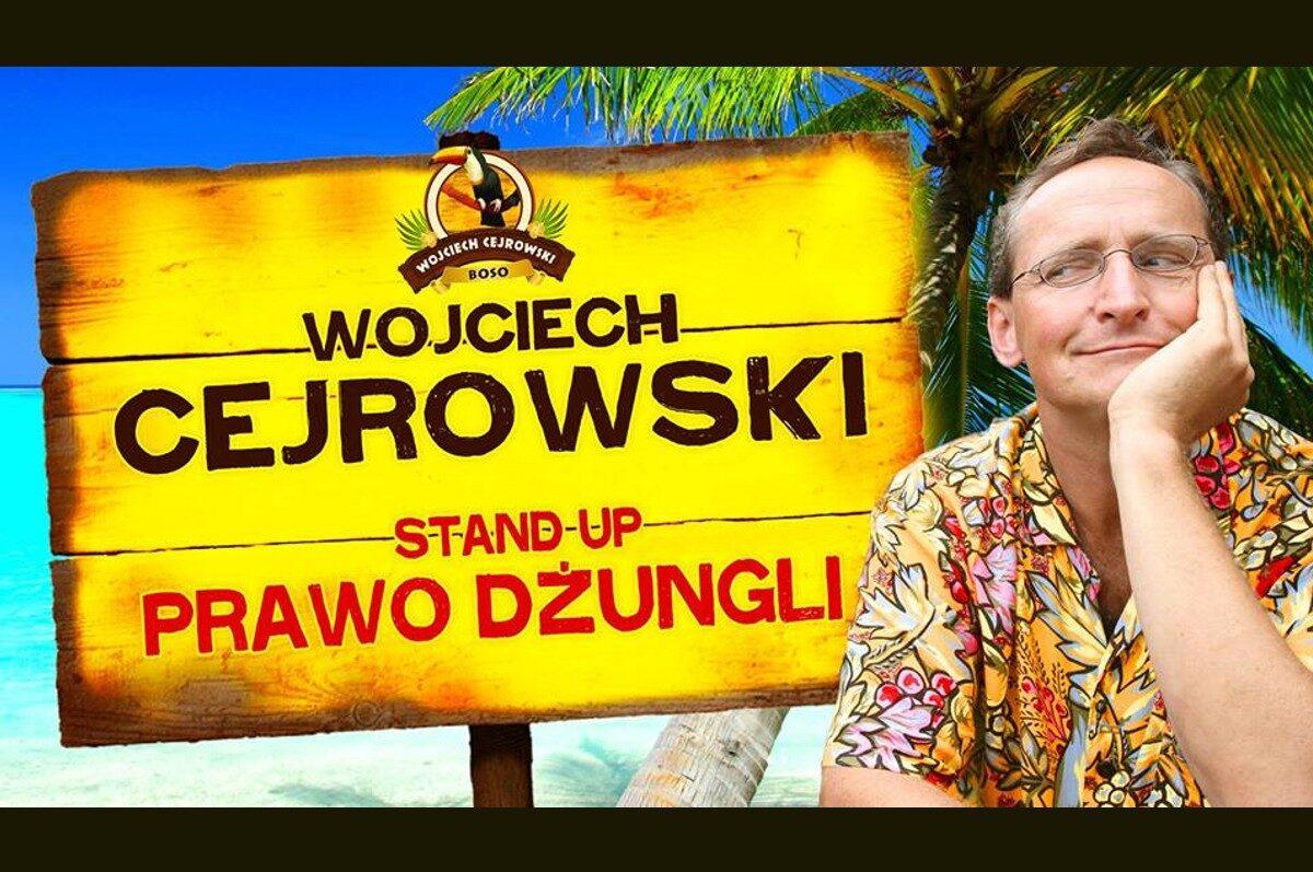Wojciech Cejrowski. Boso Do… Tychów
