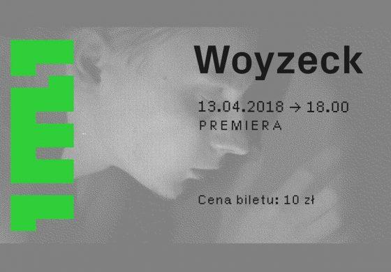 """""""Woyzeck"""" premiera Otwartej Sceny Teatru Tychy"""