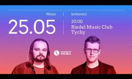Stand-up: Cezary Jurkiewicz i Bartek Walos w Riedel Music Club [odwołany]