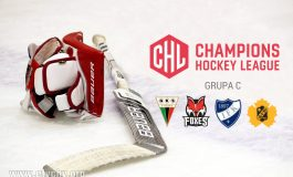 Hokej: Weekend pod znakiem Hokejowej Ligi Mistrzów