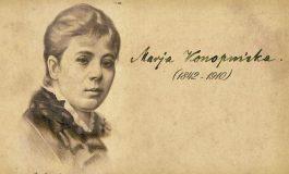 Maria Konopnicka - Czytanie rocznicowe w Pasażu Kultury Andromeda