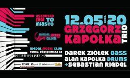 Grzegorz Kapołka Trio w Riedel Music Club