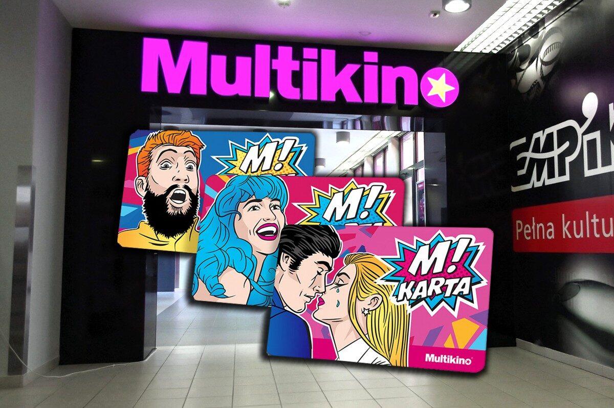 M!Karta – Multikino oferuje tańsze bilety dla uczniów i studentów