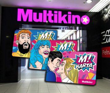 M!Karta - Multikino oferuje tańsze bilety dla uczniów i studentów