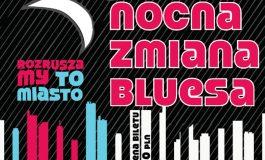 Sławek Wierzcholski i Nocna Zmiana Bluesa w Riedel Music Club