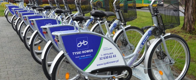 Tyski Rower – Za tydzień ruszą wypożyczalnie rowerów w Tychach