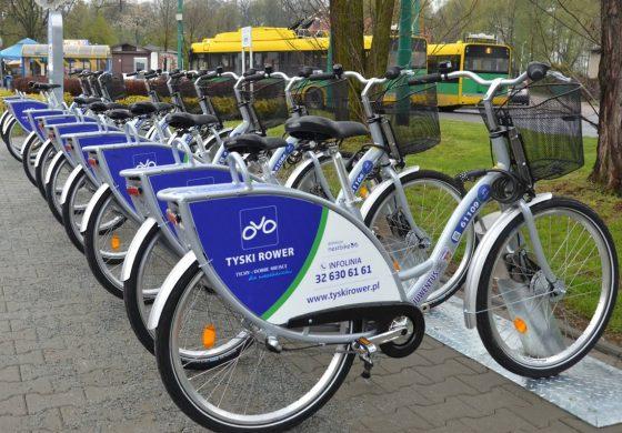 Od 1 kwietnia wracają wypożyczalnie rowerów