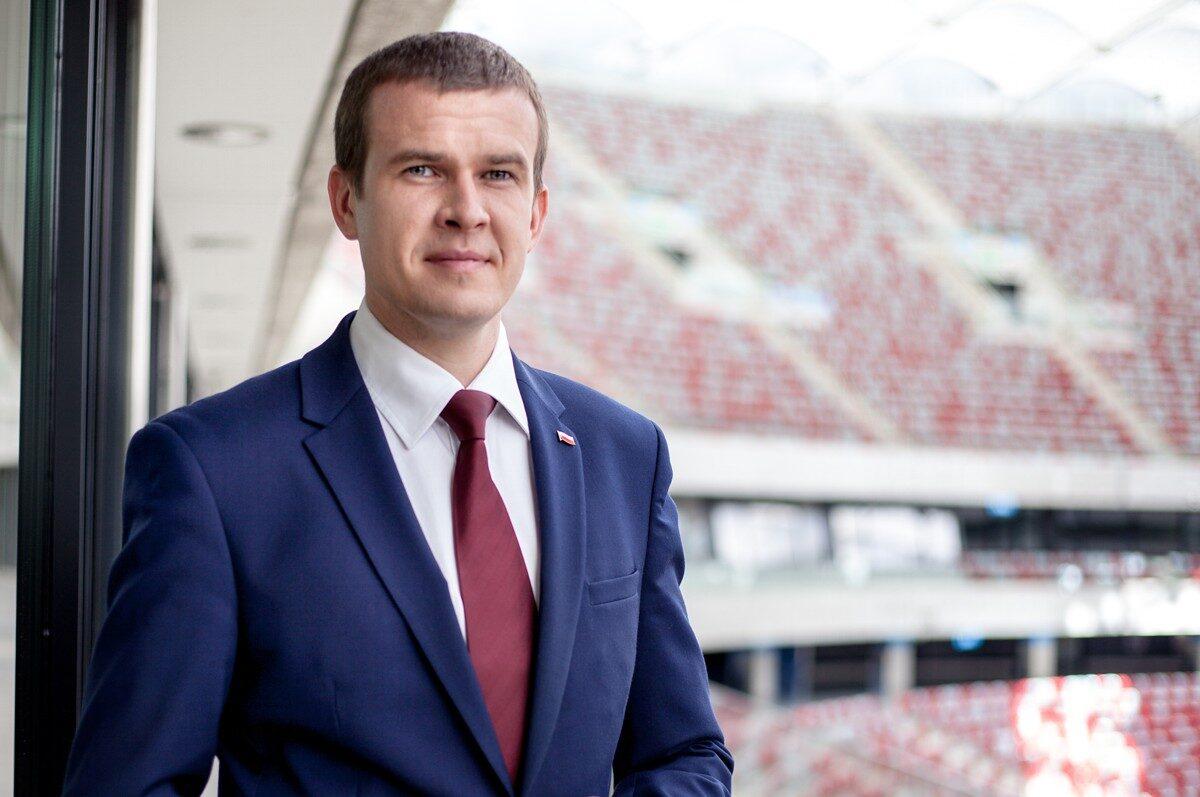 Spotkanie z ministrem sportu Witoldem Bańką w Tychach