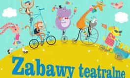 Zabawy teatralne dla dzieci w Tęczy