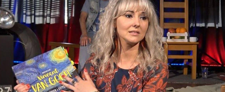 Tury Kultury w bibliotece: Agnieszka Kijas