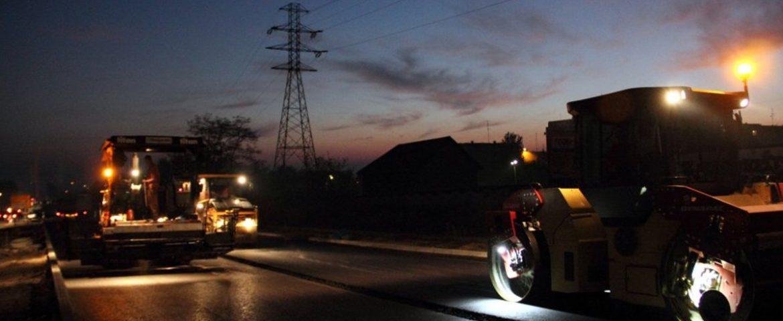 Utrudnienia na remontowanej ul. Budowlanych – rusza układanie asfaltu