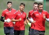 Piłka nożna: Drugi tydzień przygotowań piłkarzy GKS Tychy do startu sezonu [wideo]
