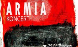 Letnie Granie na mikołowskim rynku - koncert ARMIA