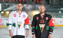 Hokej: Nowe koszulki hokejowego GKS Tychy