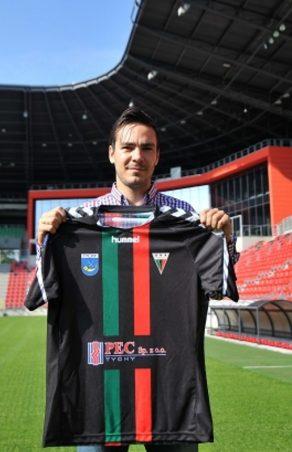 Piłka nożna: Bramkostrzelny napastnik wzmocnił GKS Tychy