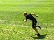 Piłka nożna: Testy wydolnościowe piłkarzy GKS Tychy [wideo]