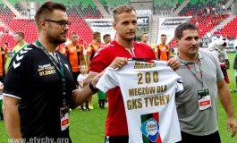 Piłka nożna: GKS Tychy - Chrobry Głogów (2018.07.28) [galeria]