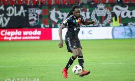 Piłka nożna: Keon Daniel przedłużył kontrakt z GKS Tychy