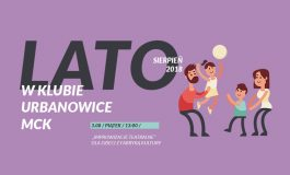 Improwizacje teatralne dla dzieci w Klubie Urbanowice MCK