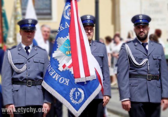 Obchody Święta Policji 2018 w Tychach