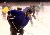 Hokej: Mistrzowie Polski po czterech miesiącach wrócili na lód