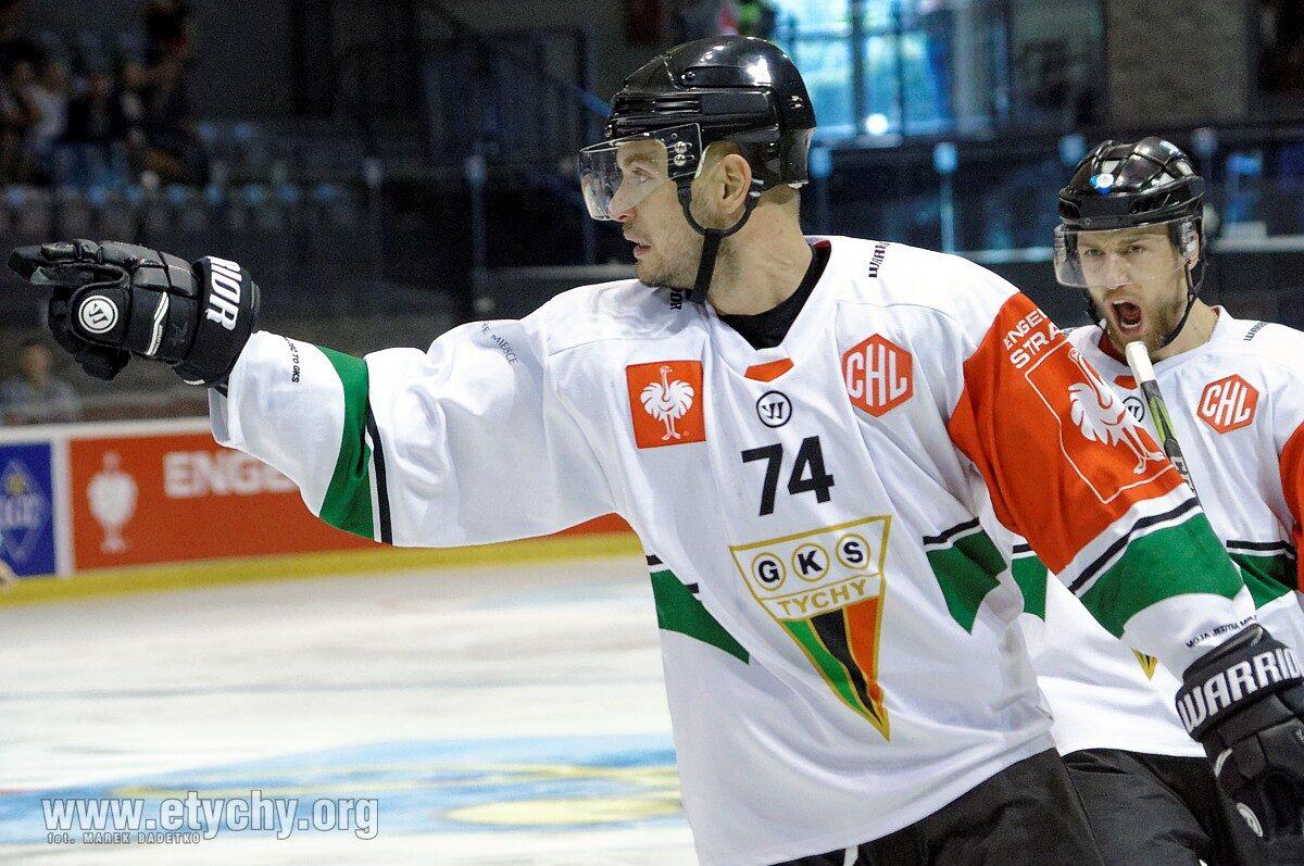 Hokej CHL: GKS Tychy – IFK Helsinki (2018.08.31) [galeria]