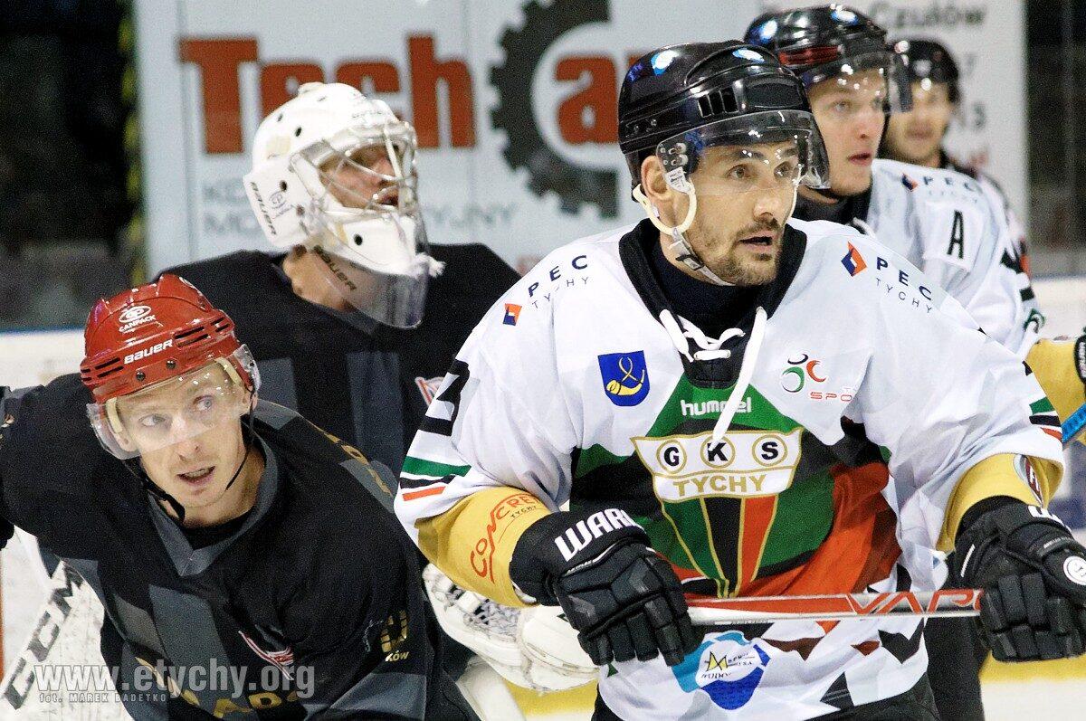 Hokej: W meczu przyjaźni tyszanie podarowali punkty Cracovii