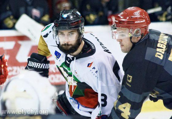 Hokej: GKS Tychy – Comarch Cracovia