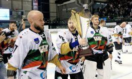 Hokej: GKS Tychy wygrał Superpuchar Polski ale trener niezadowolony z jakości gry [foto]