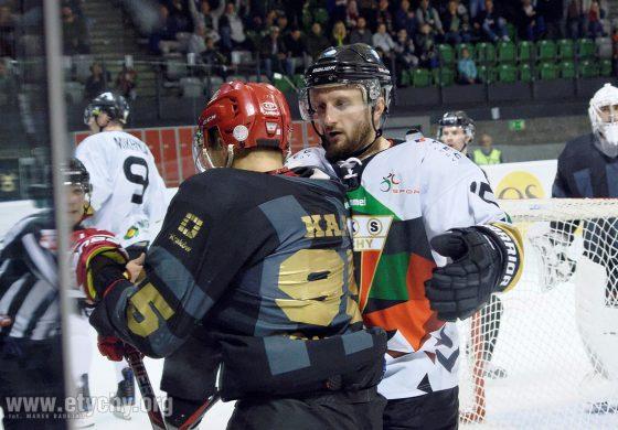 Hokej: GKS Tychy - Comarch Cracovia (2018.09.23) [galeria]