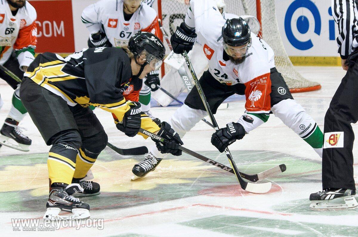 Hokej CHL: GKS Tychy – Skelleftea AIK (2018.09.02) [galeria]