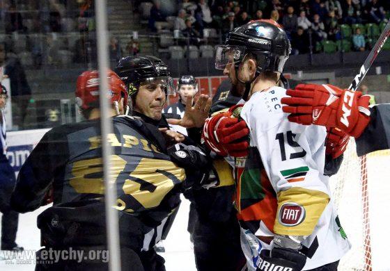 Hokej: GKS dzieli się punktami z Cracovią [foto]