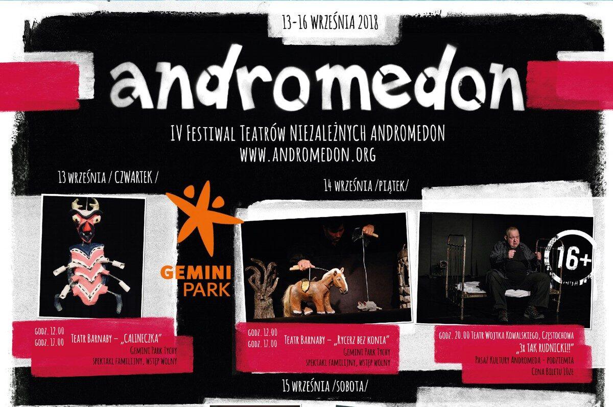 Andromedon IV – Tyski Festiwal Teatrów Niezależnych
