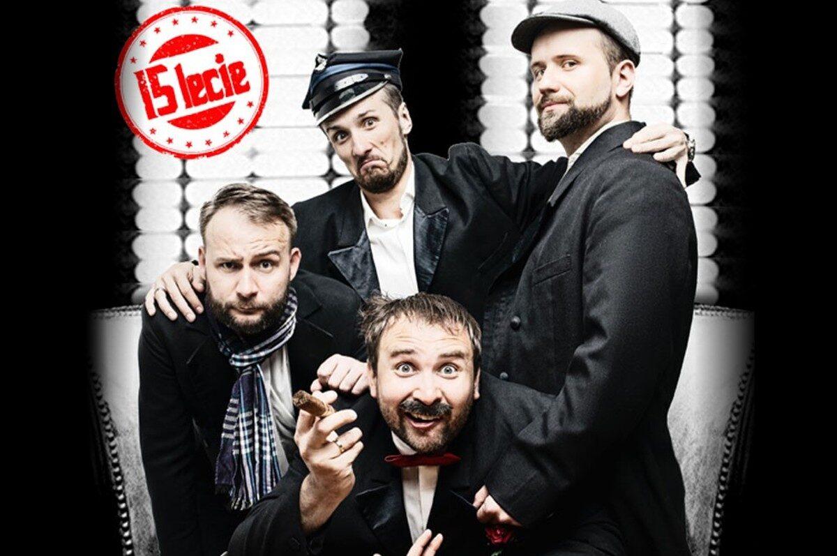 """Kabaret Skeczów Męczących – """"15 lecie"""" w Teatrze Małym"""