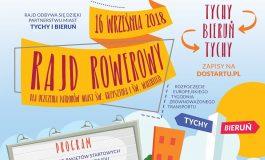 Partnerski Rajd Rowerowy Tychy - Bieruń - Tychy