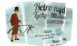 Retro Rajd Rowerowy Tychy - Mikołów