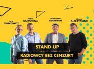 Stand-up - Radiowcy bez cenzury w Tawernie