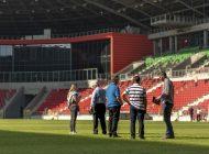 Mistrzostwa Świata FIFA U20: Wizytacja FIFA i PZPN w Tychach