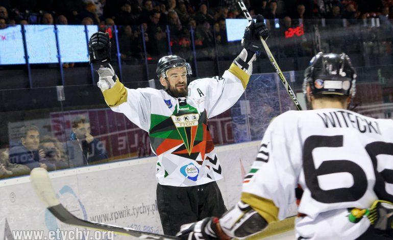 Hokej: GKS Tychy - PGE Orlik Opole 2018.10.28
