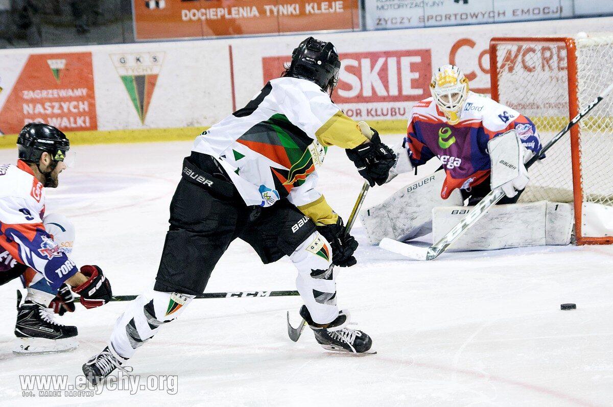 Hokej: GKS Tychy – KH Energa Toruń (2018.10.07) [galeria]