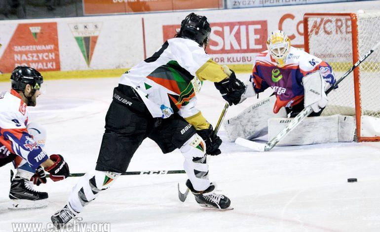 Hokej: GKS Tychy - KH Energa Toruń 2018.10.07