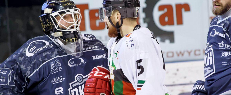 Hokej: GKS Tychy – MH Automatyka Gdańsk (2018.10.21) [galeria]