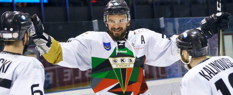 Hokej: GKS Tychy – PGE Orlik Opole (2018.10.28) [galeria]