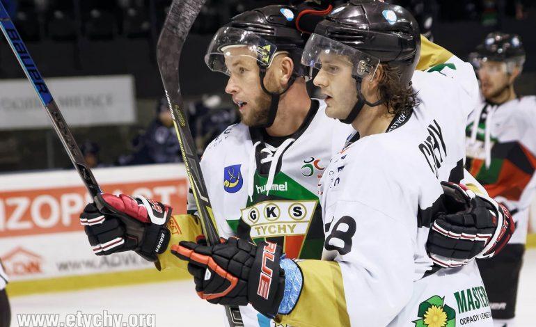 Hokej: GKS Tychy -MH Automatyka Gdańsk 2018.10.21
