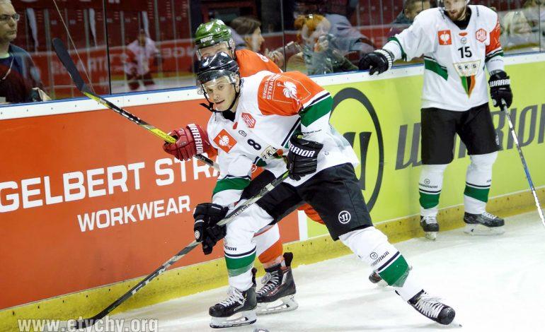 Hokej CHL: GKS Tychy - HC Bolzano 2018.10.10