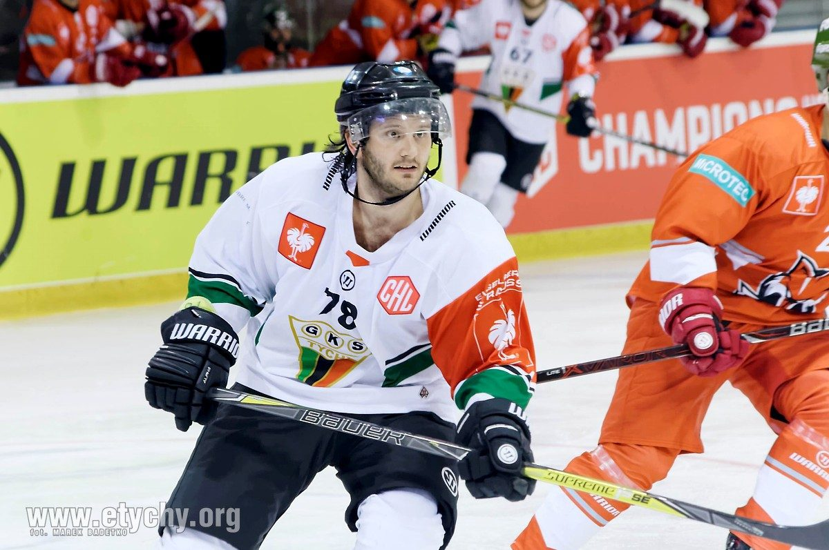 Hokej: Głosowanie na najlepszą bramkę CHL –  Michael Cichy w półfinale