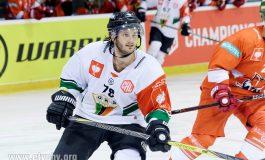 Hokej: Głosowanie na najlepszą bramkę CHL -  Michael Cichy w półfinale